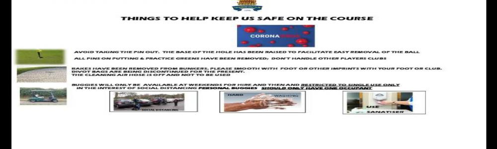 DO YOUR BIT TO KEEP US SAFE - THANKS